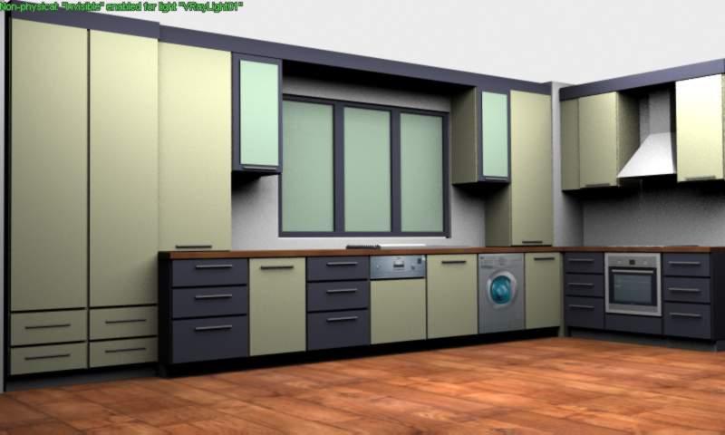 mutfak dolabı tasarım